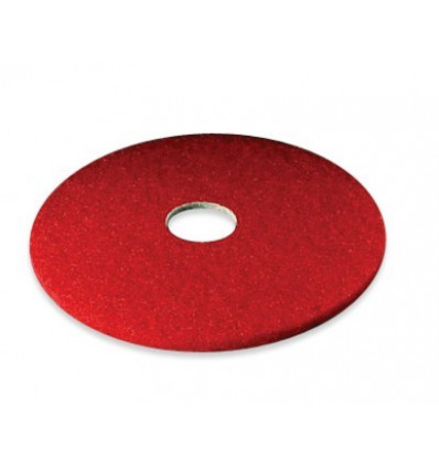 "DISCO ECONOMY ROJO 17 "" ( 432 MM ) 3 M"