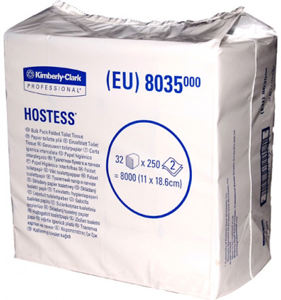 BULK PACK HOSTESS 2 C. 32 PAQ. * 250 U.