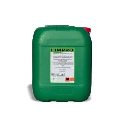 LIMPRO FREGASUELOS MAQ. ESPUMA 20 KG.