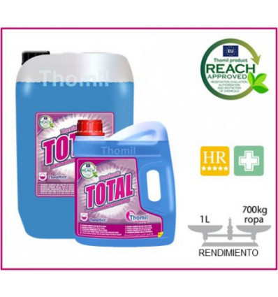 THOMILMATIC TOTAL DETERGENTE ENZIMÁTICO 4 LTS